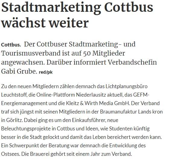 Lausitzer-Stadtmarketing