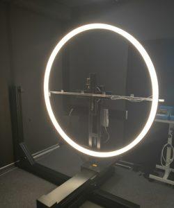 Pressebeitrag LED-Ringleuchte-TheO im lichtlabor