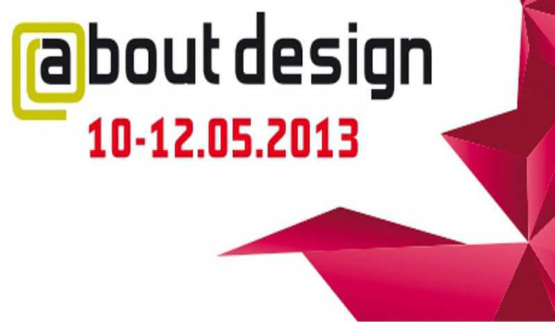 about_design 2013 Logo