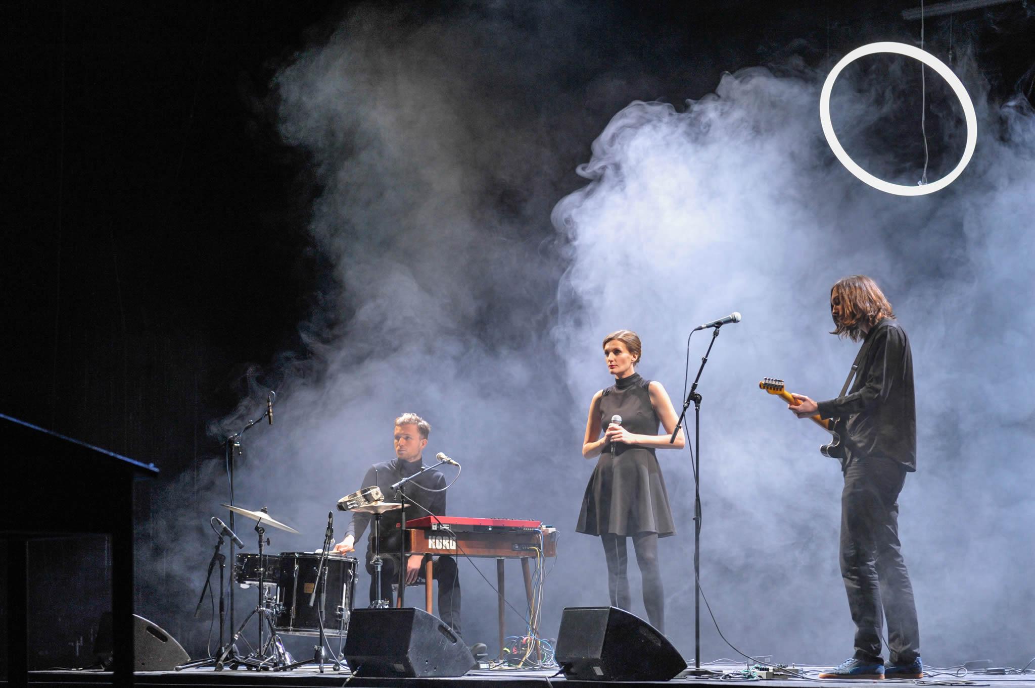 LED-Ringleuchte TheO beim Filmfestival Cottbus