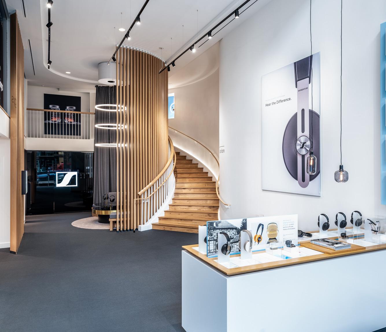 LED Ringleuchte TheO Sennheiser Store