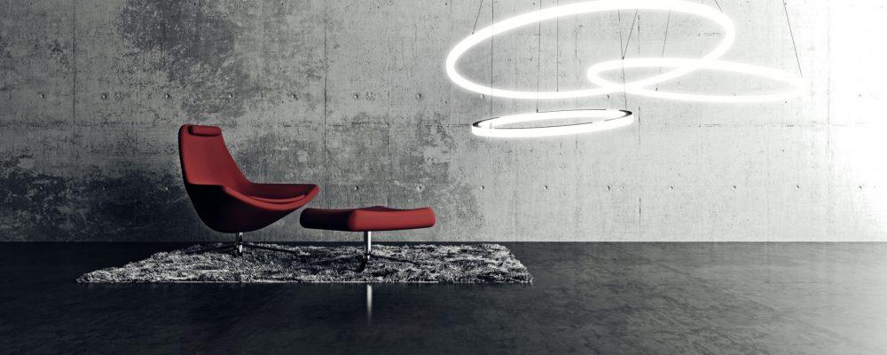 TheO Ringleuchte Pendelleuchte Entwurf Lichtkonzept 3